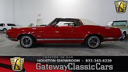 1970 Oldsmobile Cutlass for sale 100981925