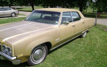 1970 Oldsmobile Ninety-Eight for sale 100882394