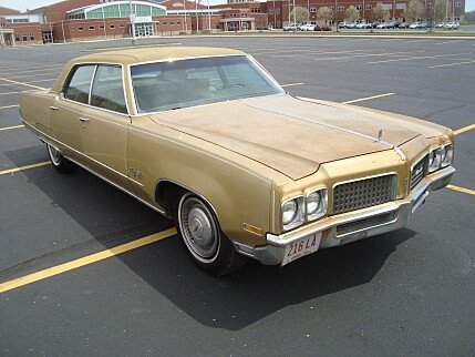 1970 Oldsmobile Ninety-Eight Luxury Sedan for sale 100987823
