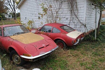 1970 Opel GT for sale 100925637