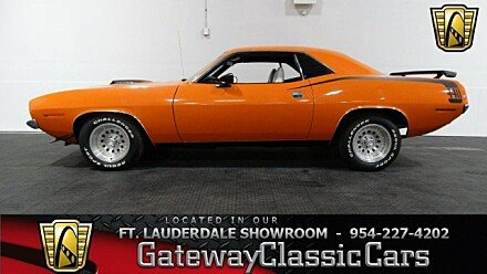 1970 Plymouth Barracuda for sale 100746003