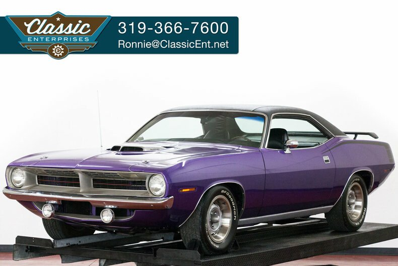 Classic Plymouth Barracudas For Sale Autotrader Classics
