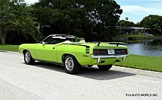 1970 Plymouth Barracuda for sale 100765491