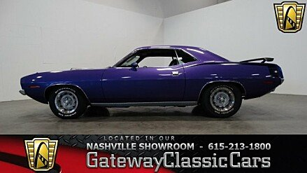 1970 Plymouth Barracuda for sale 100769663
