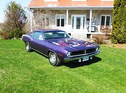 1970 Plymouth Barracuda for sale 100774954
