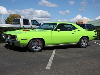 1970 Plymouth Barracuda for sale 100814840