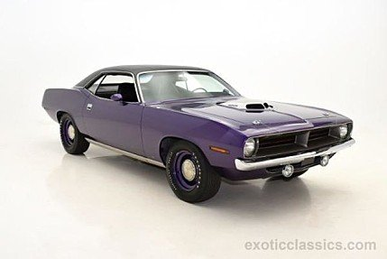 1970 Plymouth Barracuda for sale 100859836