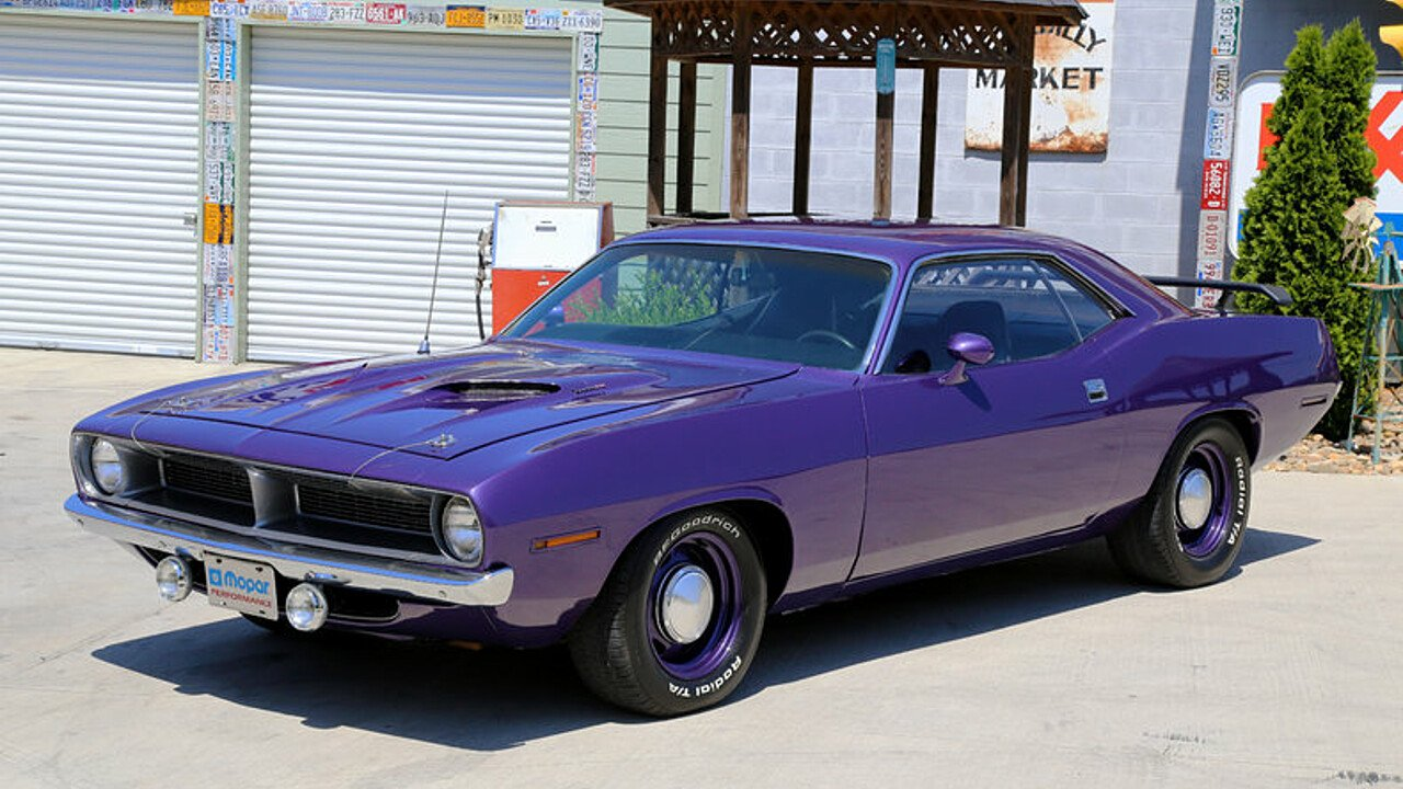 1970 Plymouth Barracuda for sale 100907789