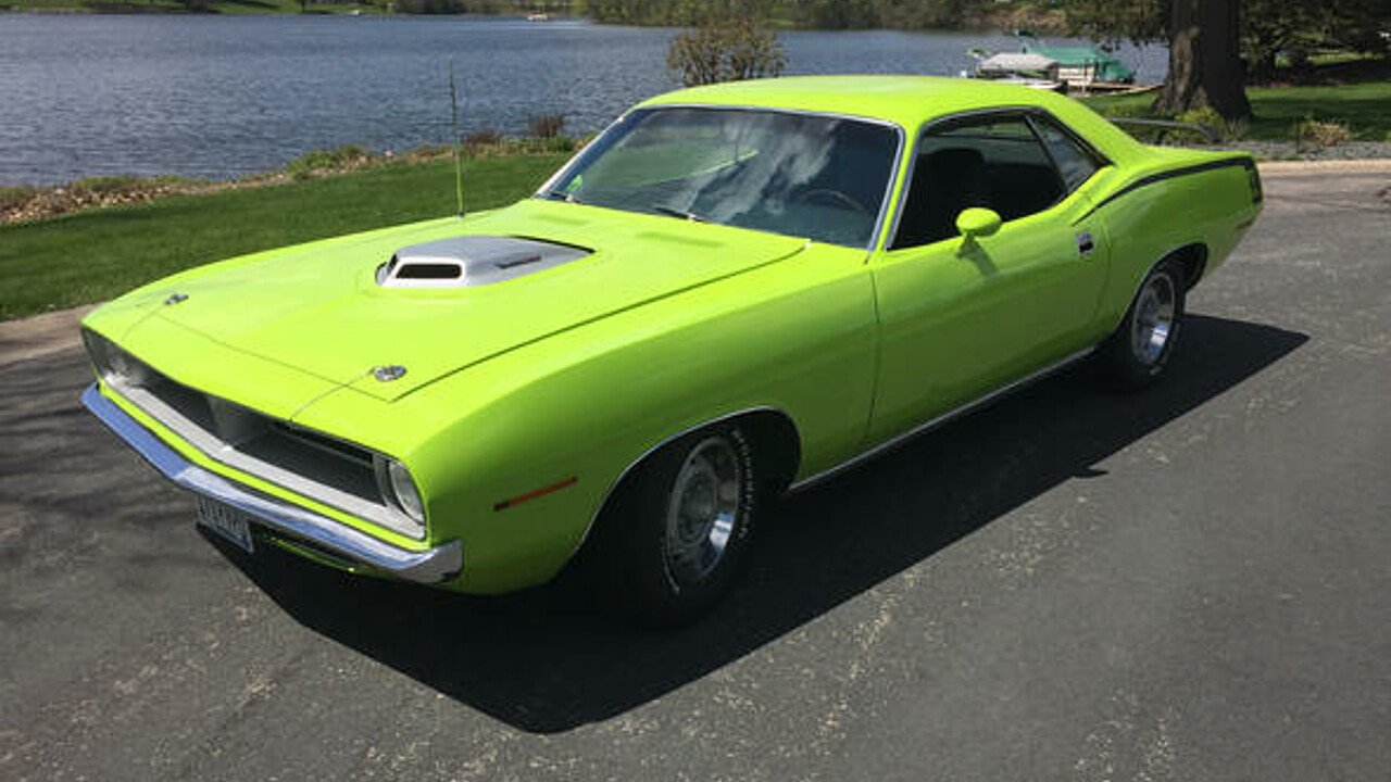 1970 Plymouth Barracuda for sale near LAS VEGAS, Nevada 89119 ...