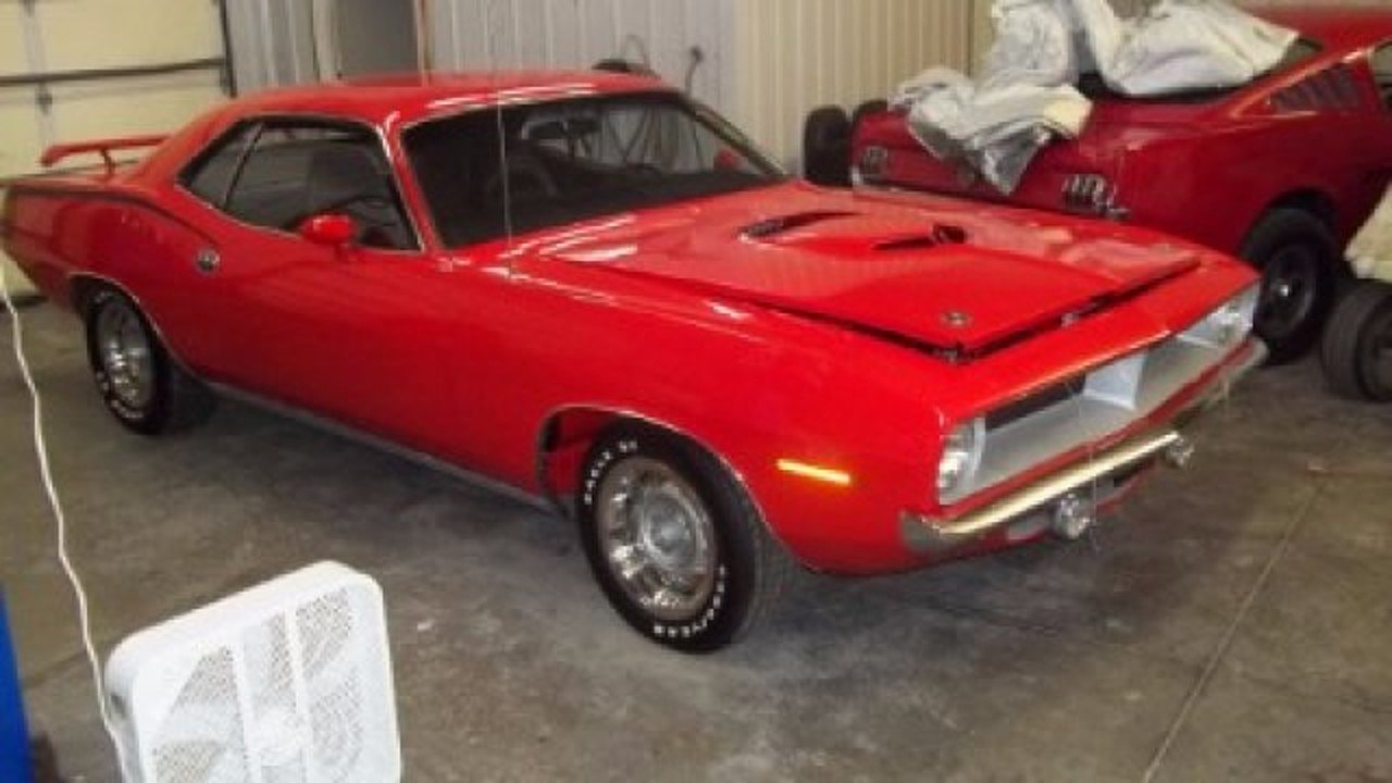 1970 Plymouth Barracuda for sale 100927990