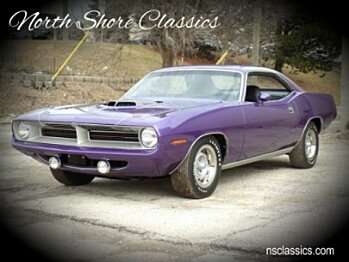 1970 Plymouth Barracuda for sale 100960220