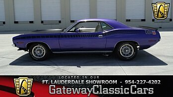 1970 Plymouth Barracuda for sale 100963964