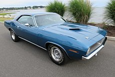 1970 Plymouth Barracuda for sale 100789994