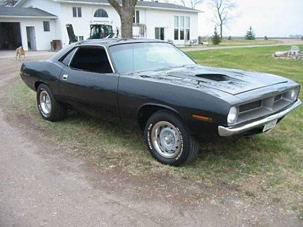 1970 Plymouth Barracuda for sale 100830048