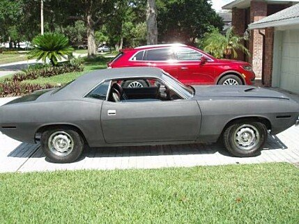 1970 Plymouth Barracuda for sale 100893189