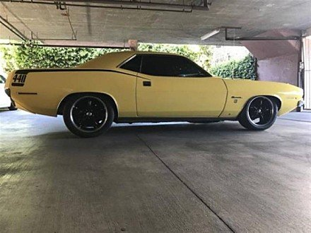1970 Plymouth Barracuda for sale 100897013