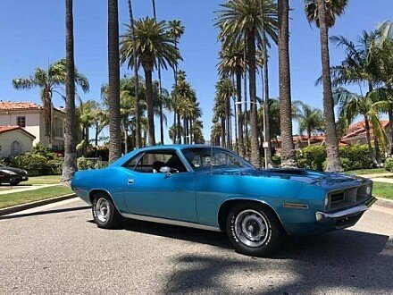 1970 Plymouth Barracuda for sale 100897203