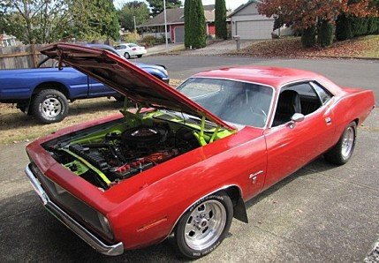 1970 Plymouth Barracuda for sale 100943893