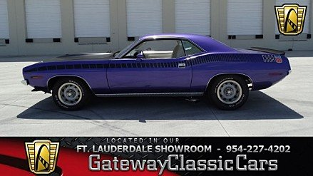 1970 Plymouth Barracuda for sale 100948681