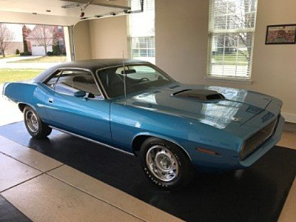 1970 Plymouth Barracuda for sale 100989220