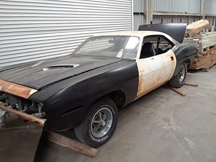 1970 Plymouth Barracuda for sale 101017701