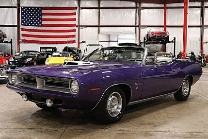 1970 Plymouth Barracuda for sale 101032825