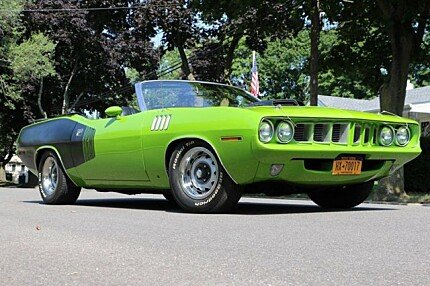 1970 Plymouth CUDA for sale 100722390