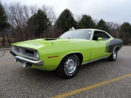 1970 Plymouth CUDA for sale 100733005