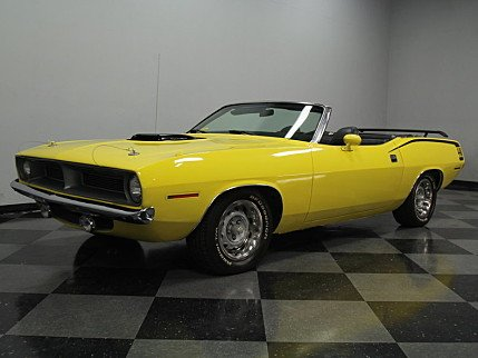 1970 Plymouth CUDA for sale 100742447