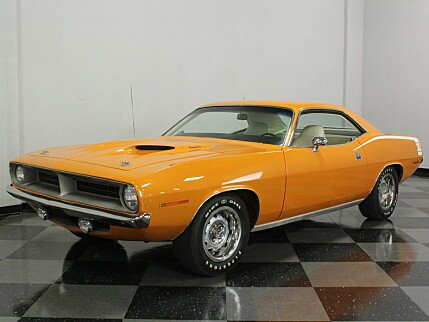 1970 Plymouth CUDA for sale 100760002