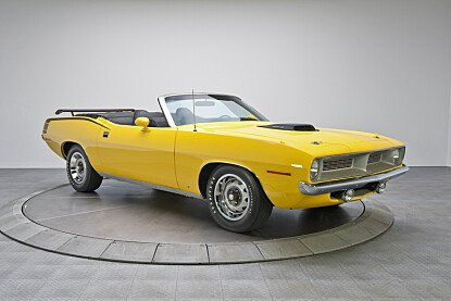 1970 Plymouth CUDA for sale 100785647