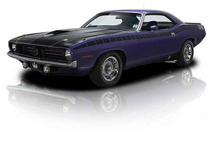 1970 Plymouth CUDA for sale 100786421
