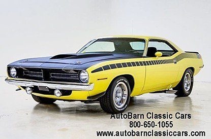 1970 Plymouth CUDA for sale 100818357