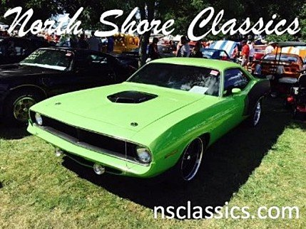 1970 Plymouth CUDA for sale 100840638