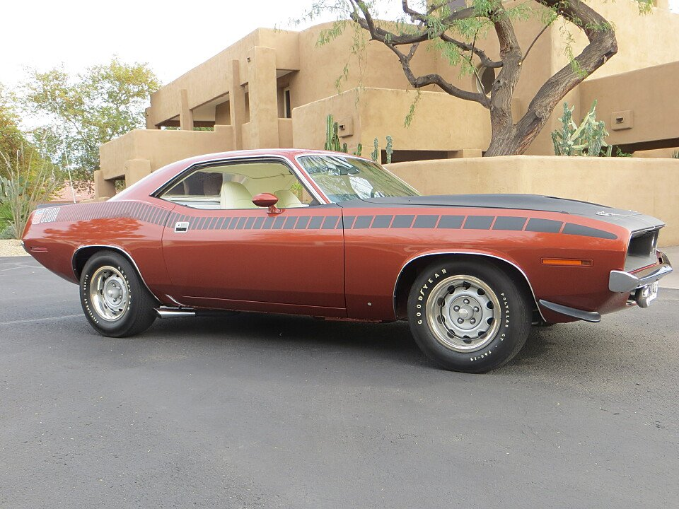1970 Plymouth CUDA for sale 100841155
