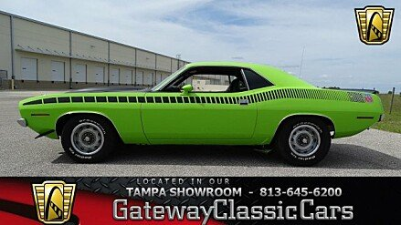 1970 Plymouth CUDA for sale 100863682