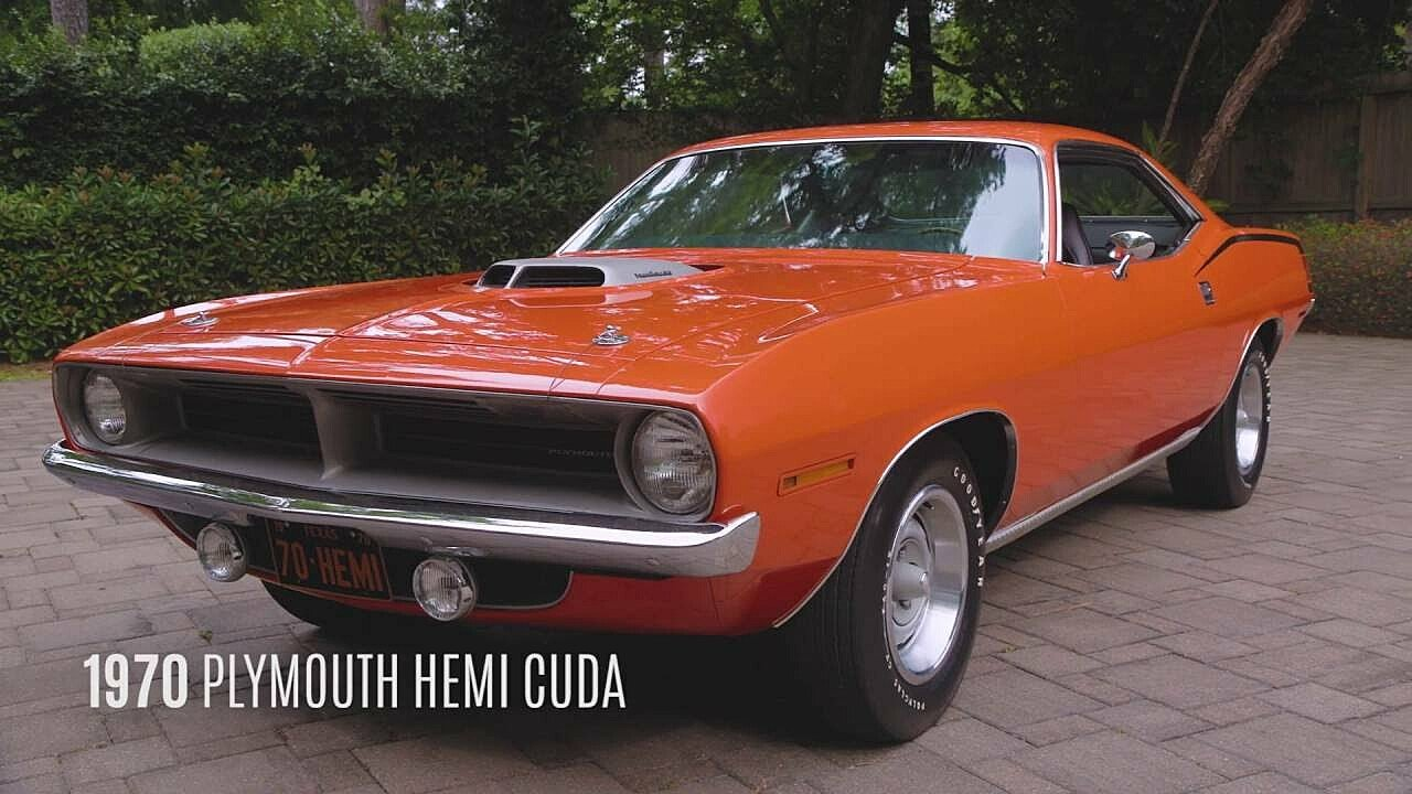 1970 Plymouth CUDA for sale 100819629