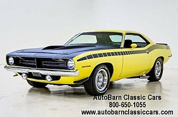 1970 Plymouth CUDA for sale 100860209