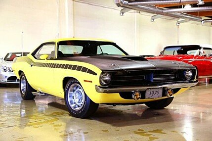 1970 Plymouth CUDA for sale 100883892
