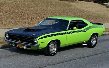1970 Plymouth CUDA for sale 100944319