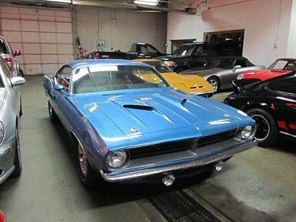 1970 Plymouth CUDA for sale 100952844