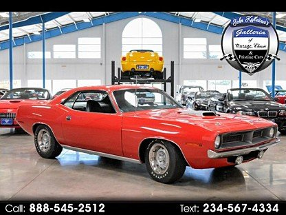 1970 Plymouth CUDA for sale 100961155