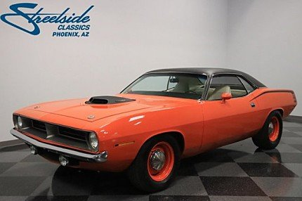 1970 Plymouth CUDA for sale 100978485