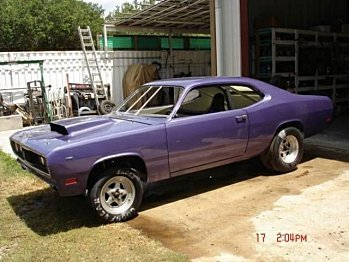 1970 Plymouth Duster for sale 100825156