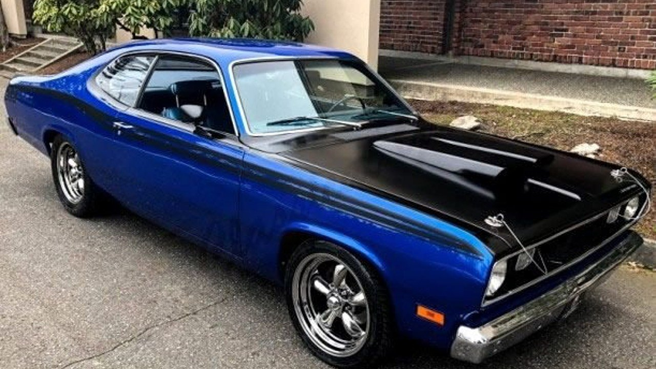 1970 Plymouth Duster for sale 100975194