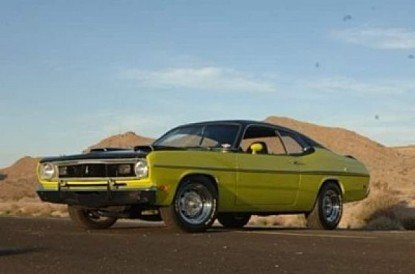 1970 Plymouth Duster for sale 100959906