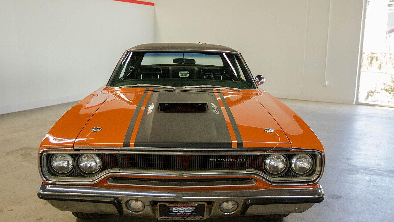 1970 Plymouth Roadrunner for sale near Fairfield, California 94533 ...