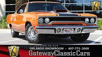 1970 Plymouth Roadrunner for sale 101009241
