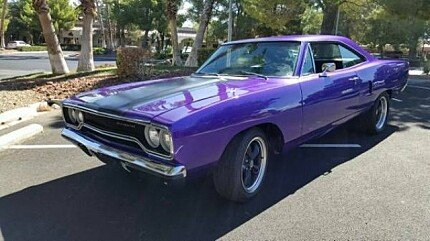 1970 Plymouth Roadrunner for sale 100966509