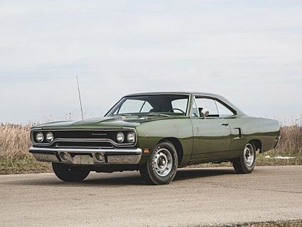 1970 Plymouth Roadrunner for sale 100995352